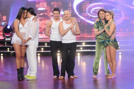José María Muscari y Daniel Gómez Rinaldi fueron eliminados de Bailando por un sueño