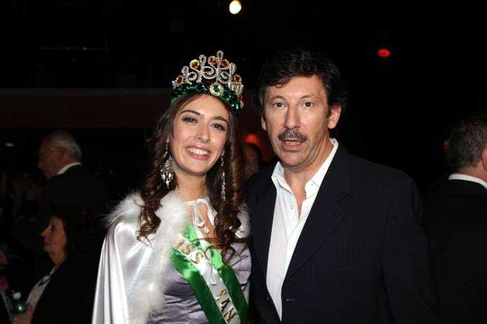 Yamila Mayo es la nueva soberana de San Isidro