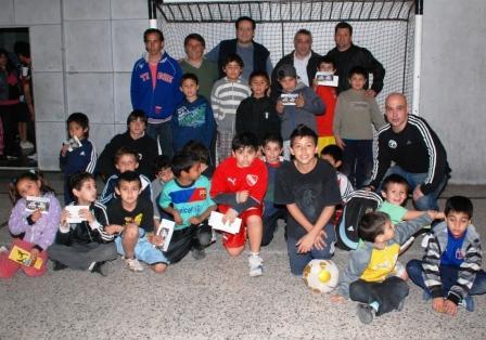 Tigre por un fútbol sin violencia
