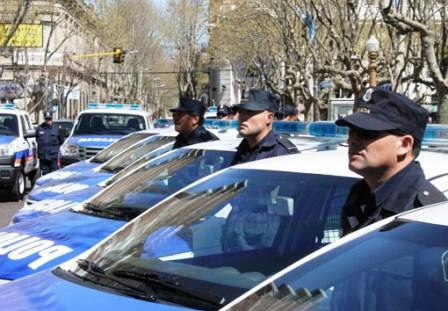 Ponen en funcionamiento 10 nuevos patrulleros para San Fernando
