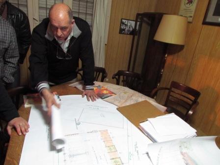 Los bomberos de San Fernando presentaron el proyecto para la mudanza de su Cuartel Central