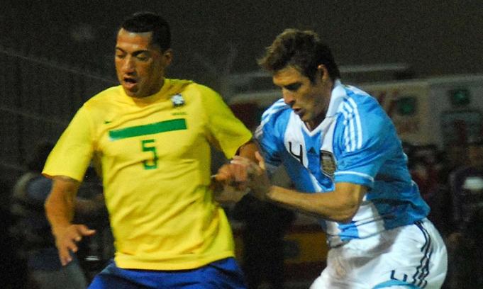 Argentina y Brasil se soltaron poco y el empate sin goles pareció dejarlos conformes