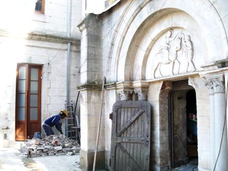 Comenzó la segunda etapa de renovación del museo de San Fernando