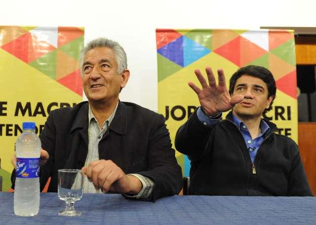 Jorge Macri y Rodriguez Saa sellan alianza en Vicente López