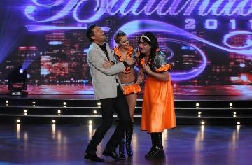 Waldo y Vanina Escudero fueron los mejores del cuarteto