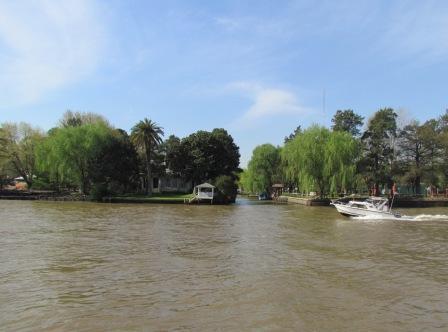 Río Luján - Tigre