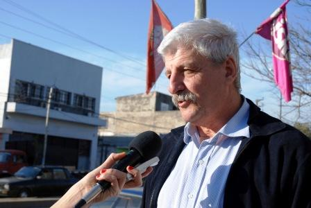 Andreotti quiere que se declare al cuartel de Bomberos de San Fernando como patrimonio histórico municipal
