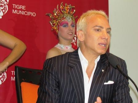 Flavio Mendoza ya tiene el elenco de su obra de verano