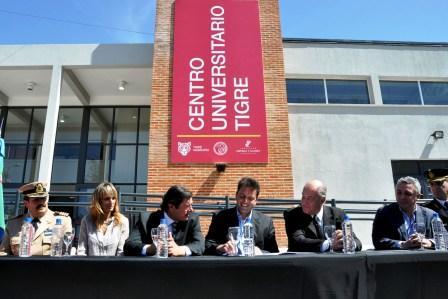 Se podrá estudiar la Licenciatura en Seguridad en Tigre