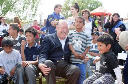 """Amieiro: """"buscamos un San Fernando donde todos podamos compartir los espacios"""""""