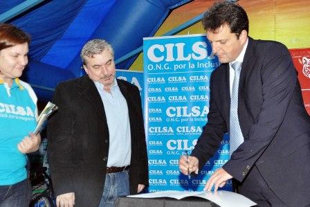 El municipio de Tigre firmó convenios de cooperación en Expo Tigre 2011