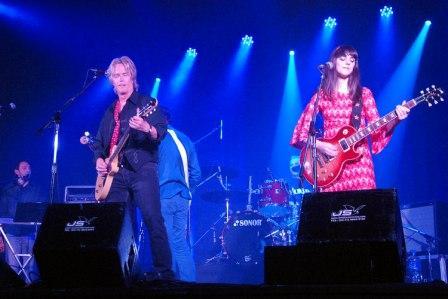 Brian Ray hizo vibrar al público Beatle en Pacheco