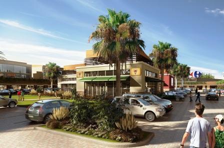 Anuncian la construcción del centro comercial Remeros Plaza, en Tigre