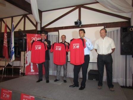 Se presentó la 28 edición de la Maratón Ciudad de Tigre
