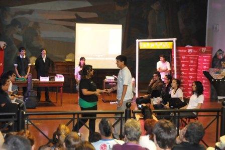 Los Jóvenes y la Memoria, presentes en el HCD de Tigre
