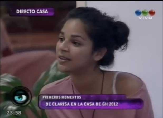 Clarisa Abreu fue la elegida por el público para ingresar a la casa