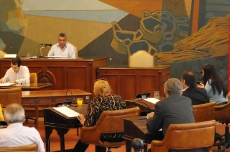 El HCD de Tigre retomó las sesiones después de las elecciones