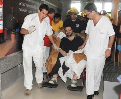 Un paciente llegó desde La Rioja al Centro de Obesidad de Malvinas Argentinas