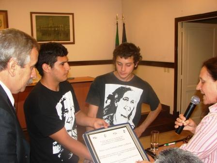 Se realizará en San Fernando un homenaje a los militantes  desaparecidos  Mabel Fontana y Pedro la Blunda