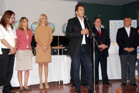 La Fundación Banco Provincia entregó materiales y equipamiento en Tigre