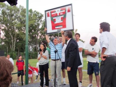 El Delta Rugby Club tiene un nuevo predio deportivo en Tigre