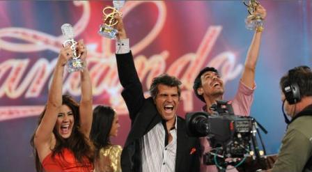 Patricio Gimenez es el campeón de Cantando 2011