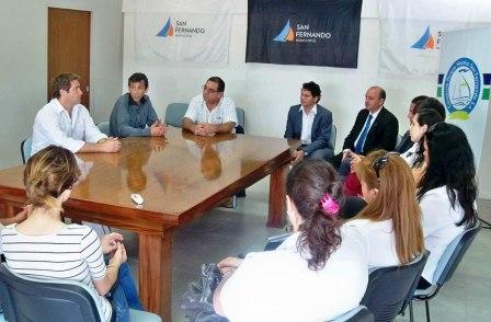 El Municipio sostuvo el lunes 19 de diciembre la primera de dos reuniones con comerciantes del rubro gastronómico, donde se expusieron propuestas para satisfacer las necesidades y problemáticas del sector.