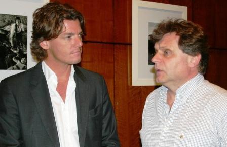 Nicolás Scioli y Gustavo Pulti avanzan en acciones para el verano en Mar del Plata