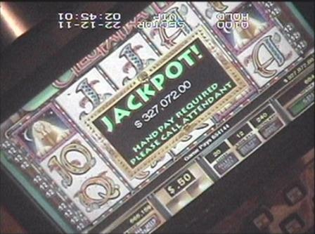 El Casino de Tigre entregó $327.072 en una sola máquina