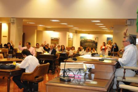 El HCD de Tigre aprobó el Presupuesto 2012