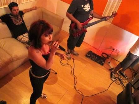 Los finalistas del Tigre Rock Festival comenzaron a grabar su disco