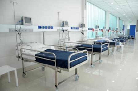 Traslado de la sala de Terapia Intensiva Pediátrica al nuevo Hospital Pediátrico