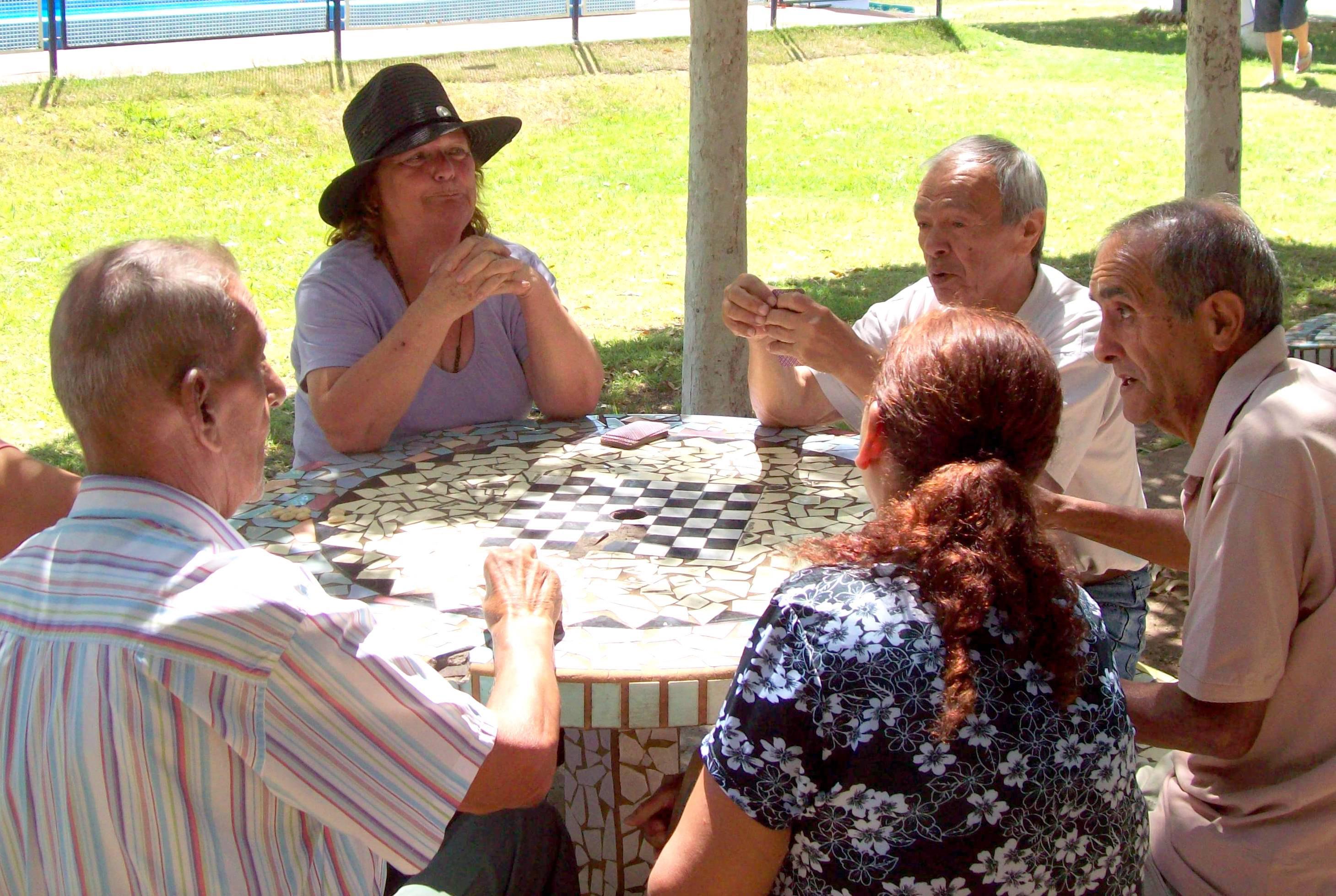 Jornadas Recreativas Para Jubilados en San Martín