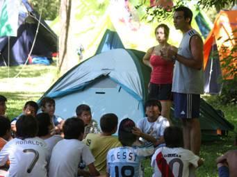 Campamentos Educativos en San Isidro