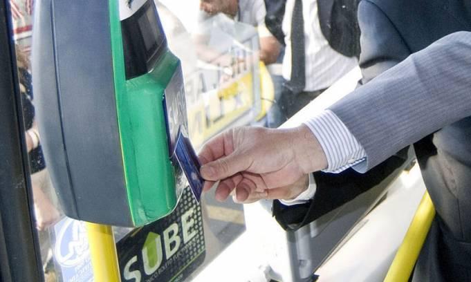 Suspenderán las tarjetas SUBE utilizadas por personas que no sean de actividades esenciales