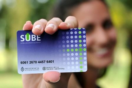El Gobierno anunció un crédito de 7,50 pesos para tarjetas Sube sin saldo