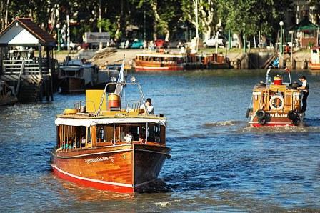 Realizan operativos de control de transporte fluvial en Tigre