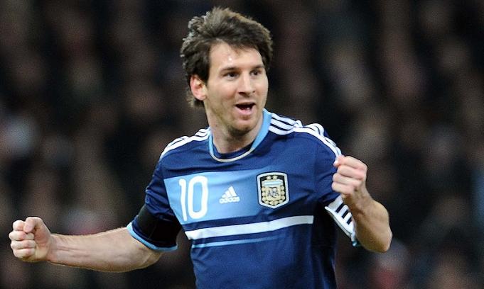 La FIFA no reconoce el record de Messi