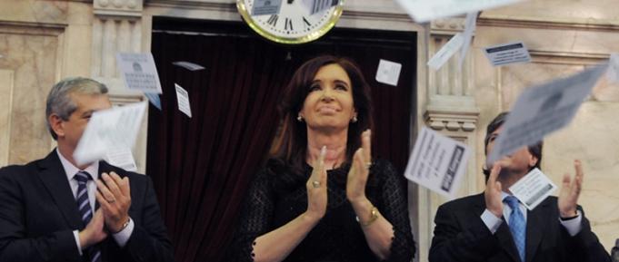 La presidenta Cristina Fernández de Kirchner apeló hoy a la unidad nacional al inaugurar las sesiones ordinarias del Parlamento