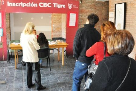 Más de 1.800 inscriptos en el Centro Universitario Tigre