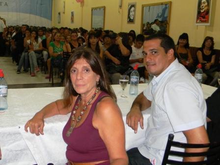 La Agrupación Renacer Peronista de San Isidro conducida por el Concejal  Leandro Martin; llevo a cabo una jornada de reflexión con motivo del Día Internacional de la Mujer