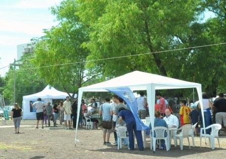 5.000 vecinos participaron del Encuentro de Consumo Solidario en José León Suárez