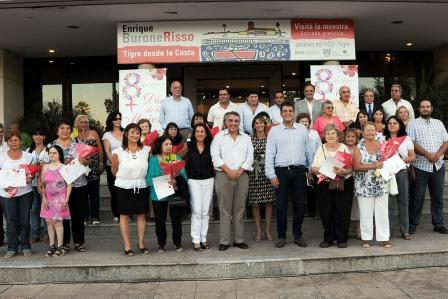 El HCD reconoció el trabajo solidario de las mujeres de Tigre