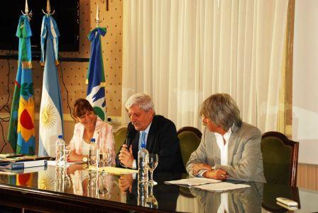 El intendente Luis Andreotti presentó las obras realizadas en los cinco edificios de las Unidades Municipales de Desarrollo Infantil