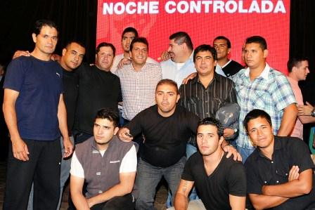 En el Teatro Hindú Club, el municipio de Tigre puso en marcha el programa Noche controlada