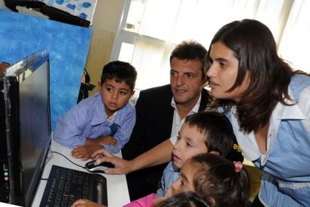 En Tigre todos los jardines tendrán computadoras