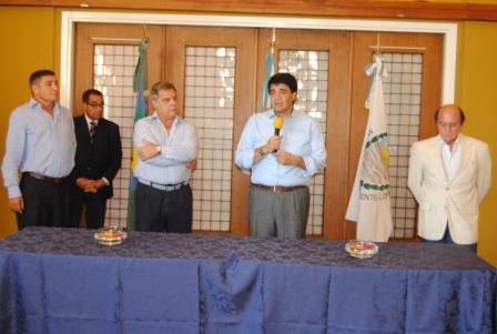 Agentes de Tránsito de Vicente López recibieron diplomas tras participar en curso de capacitación
