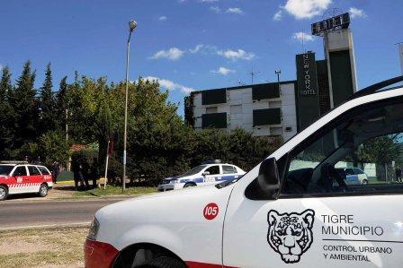 El Municipio de Tigre clausuró el hotel alojamiento New York