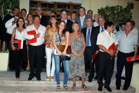 Tigre organizó el primer encuentro de la Región Sanitaria V