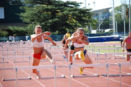 Excelente performance del equipo municipal de atletismo de San Isidro